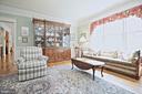 Formal Living Room - 10121 COMMUNITY LN, FAIRFAX STATION