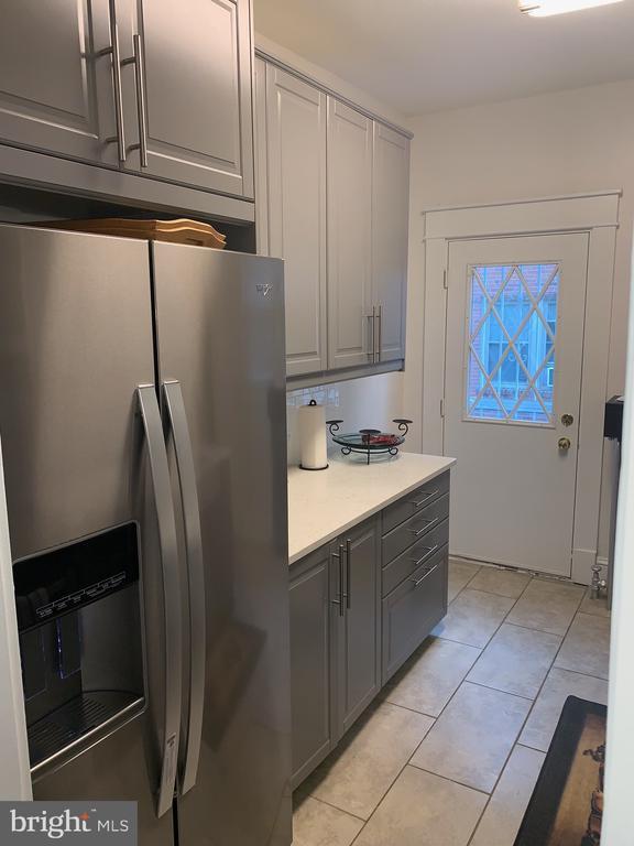 Kitchen - 1307 LONGFELLOW ST NW, WASHINGTON