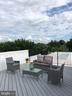 Shared Roof Top Deck - 410 K ST NE #2, WASHINGTON