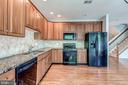 Kitchen - 43214 SOMERSET HILLS TER, ASHBURN