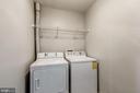 laundry room upstairs - 43214 SOMERSET HILLS TER, ASHBURN