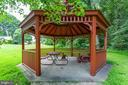 Falstaff Park Gazebo - 7710 FALSTAFF CT, MCLEAN