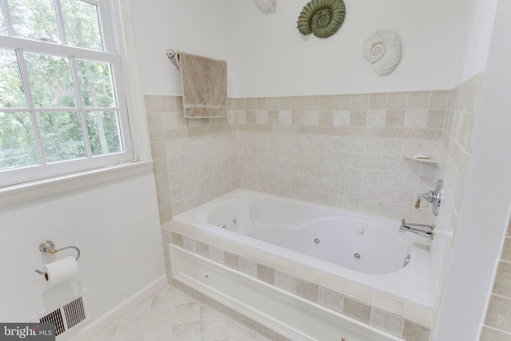 Relax in the spa tub - 7710 FALSTAFF CT, MCLEAN