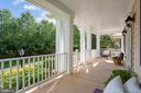 Front Porch - Farmer's porch - 42461 TOURMALINE LN, BRAMBLETON