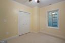 Lower level bedroom - view 1 - 42461 TOURMALINE LN, BRAMBLETON