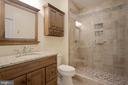 Lower level - full bath - 42461 TOURMALINE LN, BRAMBLETON