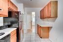 Kitchen - 108 GALAXIE DR, FREDERICKSBURG