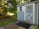 1 of 2 storage sheds - 11228 ANGLEBERGER RD, THURMONT