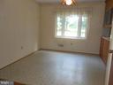 Dining room - 11228 ANGLEBERGER RD, THURMONT
