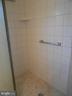 full hall bath - walk in shower - 11228 ANGLEBERGER RD, THURMONT