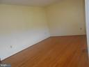 living room - another view - 11228 ANGLEBERGER RD, THURMONT