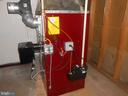brand new - efficient forced air, oil furnace - 11228 ANGLEBERGER RD, THURMONT