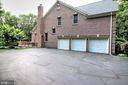 3 Car Side Load Garage - 10121 COMMUNITY LN, FAIRFAX STATION