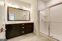 Melbourne  Master Bath - 43021 GREGGSVILLE CHAPEL TER #113, ASHBURN