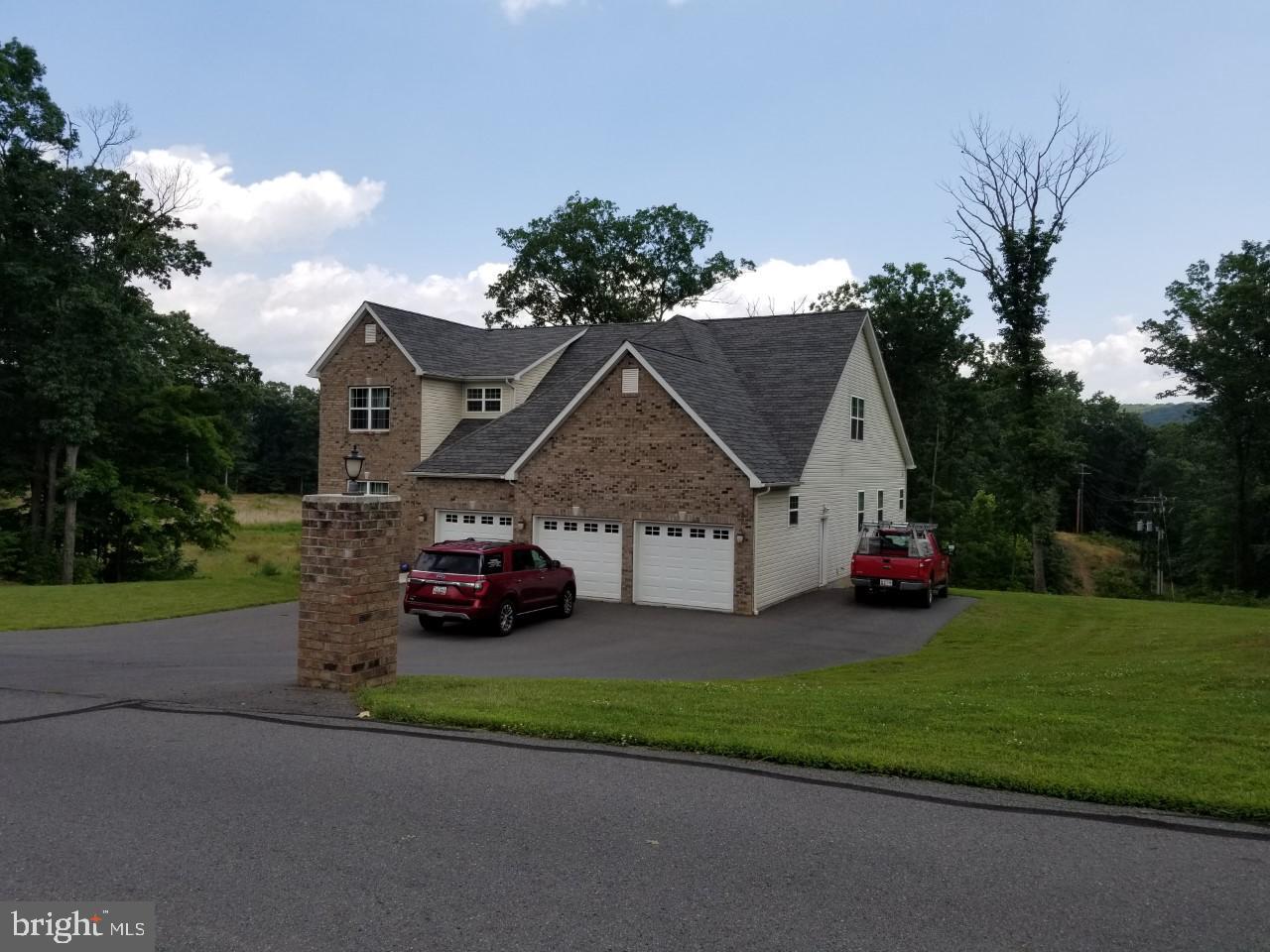 Single Family Homes 용 매매 에 Ridgeley, 웨스트버지니아 26753 미국