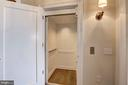 Private In-Unit Elevator - 3329 PROSPECT ST NW #6, WASHINGTON