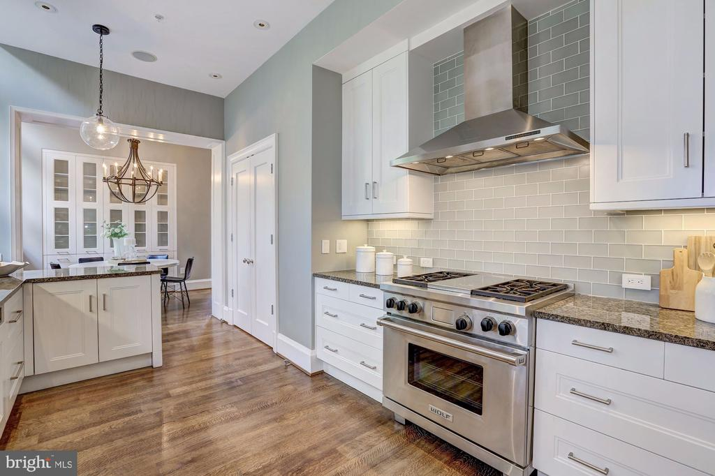 Stainless Steel Appliances - 3329 PROSPECT ST NW #6, WASHINGTON