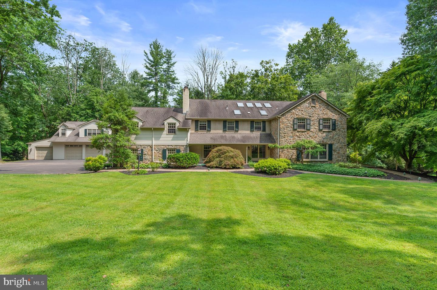 Single Family Homes for Sale at Gwynedd Valley, Pennsylvania 19437 United States
