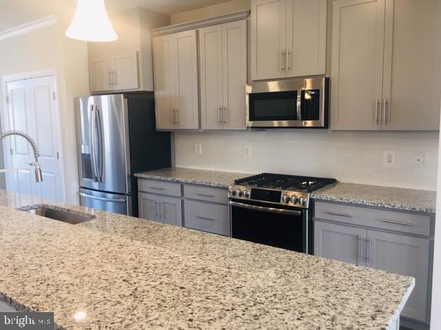 Kitchen - 20754 WOOD QUAY DR, STERLING