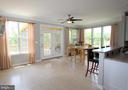 Sunroom leads to huge Porch - 16901 EVENING STAR DR, ROUND HILL