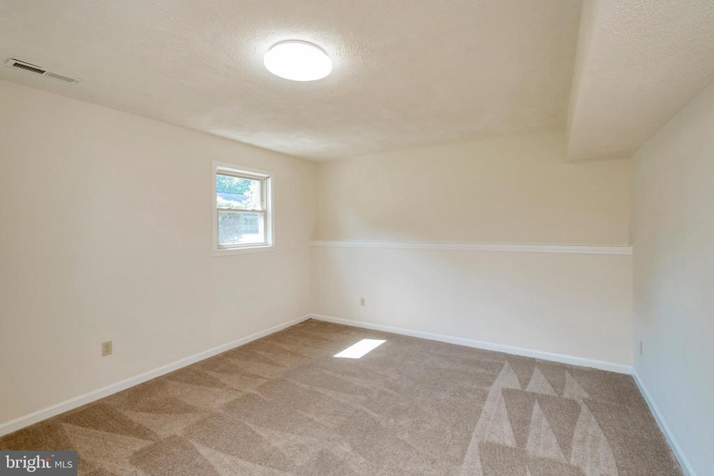 4th bedroom in basement - 10620 HOLLEYBROOKE DR, SPOTSYLVANIA