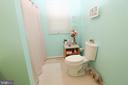 Upstairs Full Bath - 6024 MASSAPONAX DR, FREDERICKSBURG