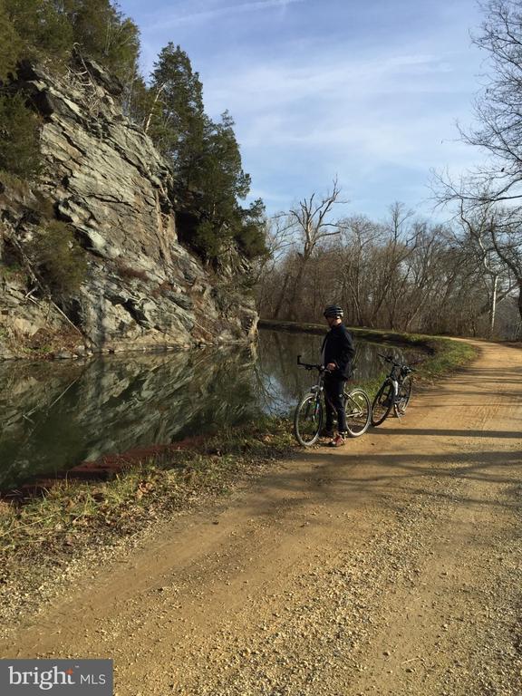 Biking on the Canal! - 9919 MACARTHUR BLVD, BETHESDA