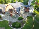 View of side patio! - 38699 OLD WHEATLAND RD, WATERFORD