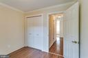 3rd Bedroom - 3324 BRECKENRIDGE CT, ANNANDALE