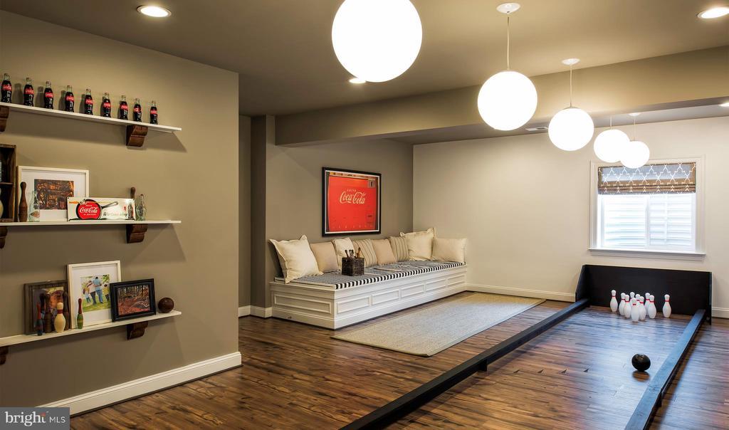 Lower Level Bedroom/Den areas - 40999 SPANGLEGRASS CT, ALDIE