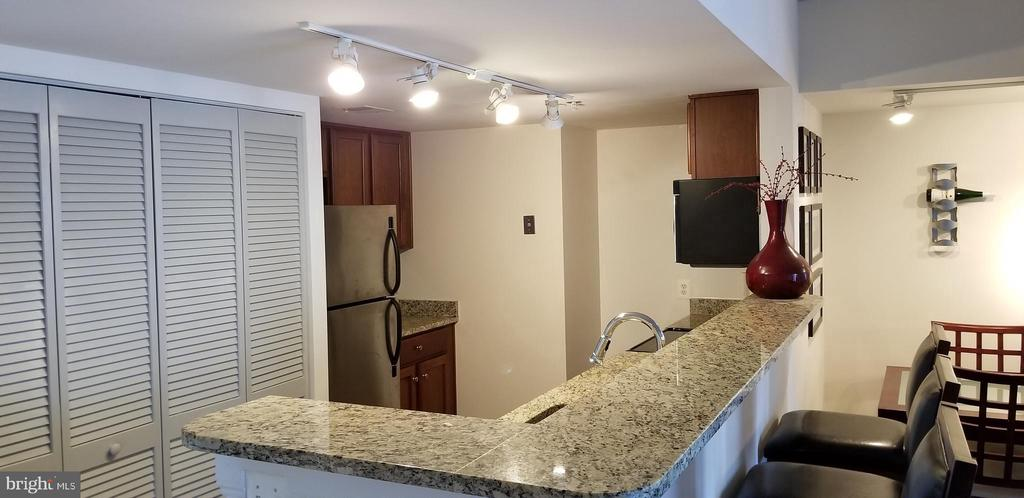 Large, Open Kitchen - Lots of Storage and a Pantry - 1001 N VERMONT ST #902, ARLINGTON