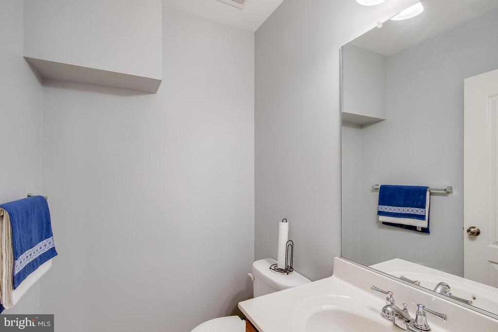 Basement Bath - 4306 POTOMAC HIGHLANDS CIR #41, TRIANGLE