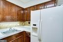 Kitchen - 3800 FAIRFAX DR #314, ARLINGTON
