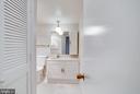 Hall Bath - 3800 FAIRFAX DR #314, ARLINGTON