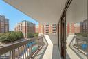 Balcony - 3800 FAIRFAX DR #314, ARLINGTON