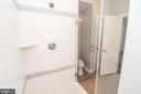 Master Bathroom Seamless Shower - 3420 11TH ST S, ARLINGTON