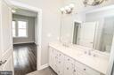 Master Bathroom with Dual Vanity - 3420 11TH ST S, ARLINGTON