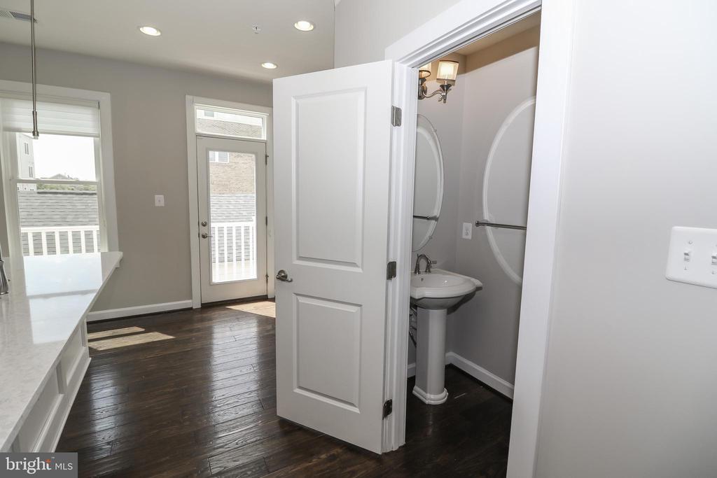 Main Level Half Bathroom - 3420 11TH ST S, ARLINGTON