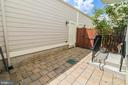 Private Patio/Courtyard - 3420 11TH ST S, ARLINGTON
