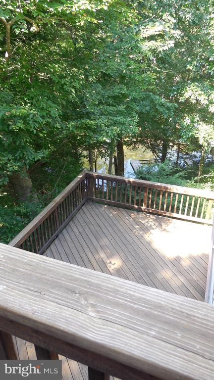 Master Bed Rm Features Private Balcony w/ VIEWS! - 8575 COBB RD, MANASSAS