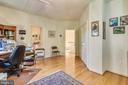 Office/bedroom - 5800 MIDHILL ST, BETHESDA