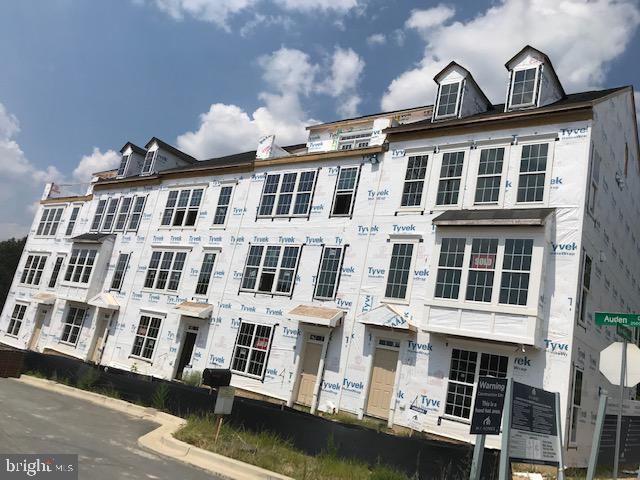 Exterior- Similar Construction - KLEE ALLEY- BROOKLAND, SILVER SPRING