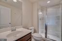 Lower Level Full Bathroom Option $6,250 - 23 IRON MASTER DR, STAFFORD