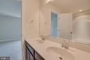 Jack-n-Jill Bathroom Option $7,850 - 23 IRON MASTER DR, STAFFORD