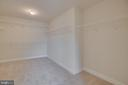 Huge Walk-in Closet/MBA has Private Water Closet - 23 IRON MASTER DR, STAFFORD