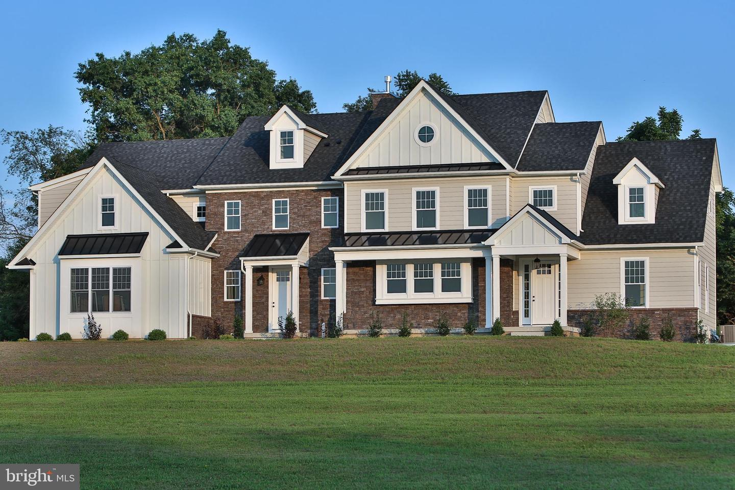 Single Family Homes for Sale at Chalfont, Pennsylvania 18914 United States