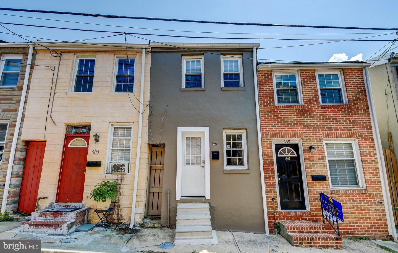 237 S CHAPEL STREET, BALTIMORE, Maryland