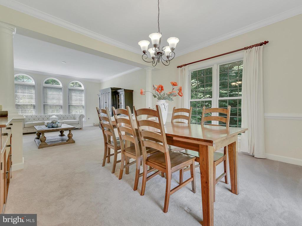 Formal Dining Room - 9710 WOODFIELD CT, NEW MARKET