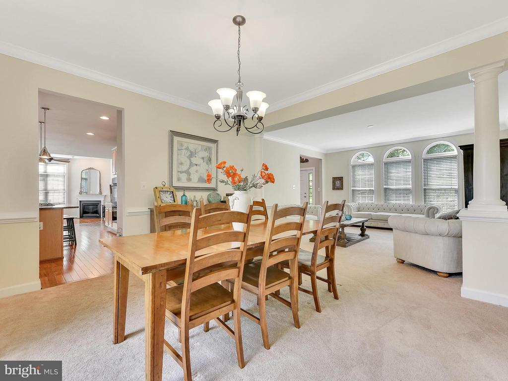 Dining Room - 9710 WOODFIELD CT, NEW MARKET