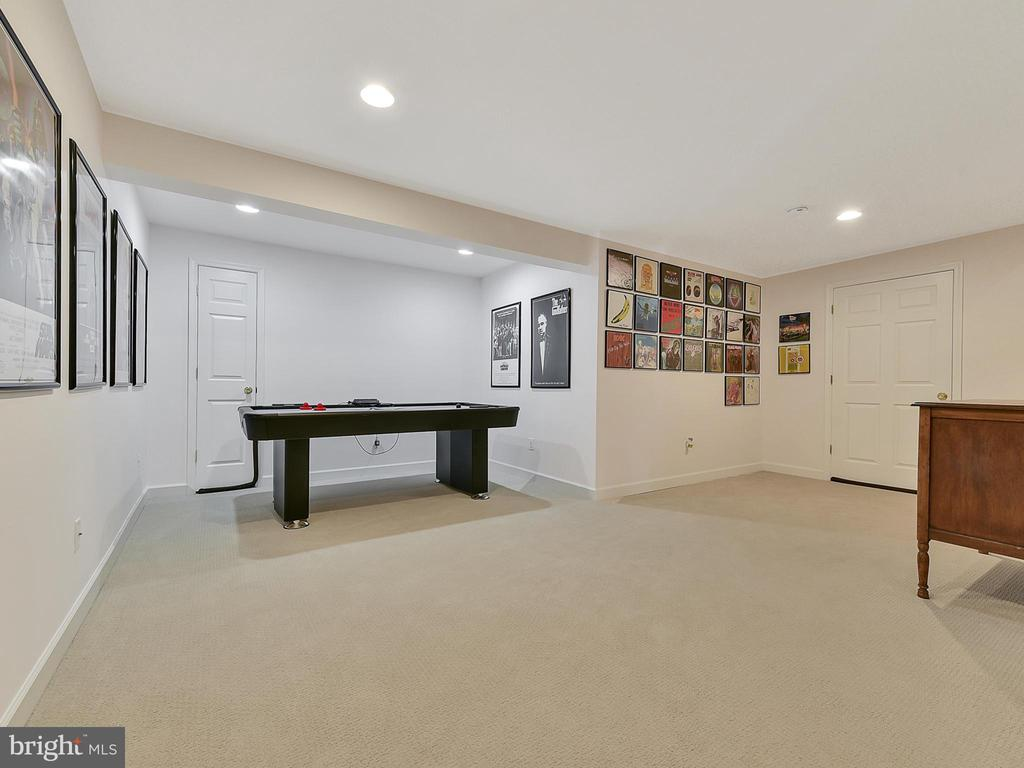 Basement/Game Room - 9710 WOODFIELD CT, NEW MARKET